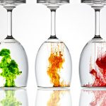 3 Glass Color